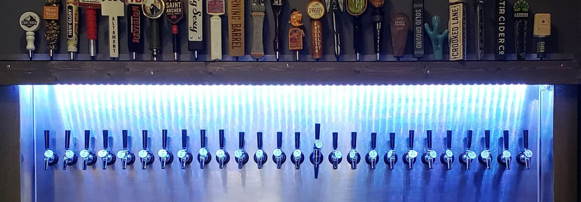 INFUSION TAPROOM TAP