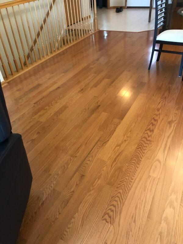 Classic hardwood flooring in Manhattan, IL from Marchio Tile & Carpet Inc.