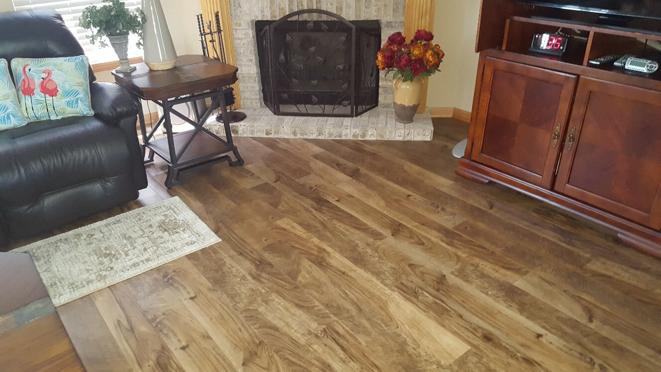 Natural hardwood flooring in New Lenox, IL from Marchio Tile & Carpet Inc.