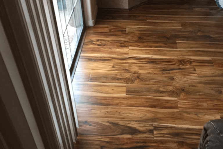 Laminate flooring with a natural look in Dewey-Humboldt, AZ from Prescott Flooring Brokers