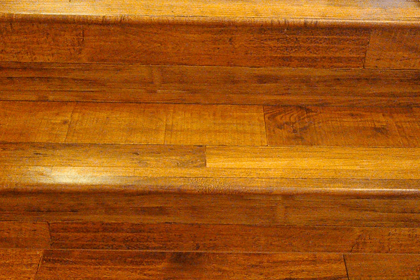 Medium tone wood look laminate in Prescott Valley, AZ from Prescott Flooring Brokers
