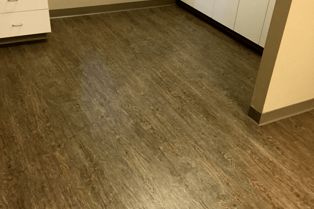 Wood look vinyl flooring in Prescott, AZ from Prescott Flooring Brokers
