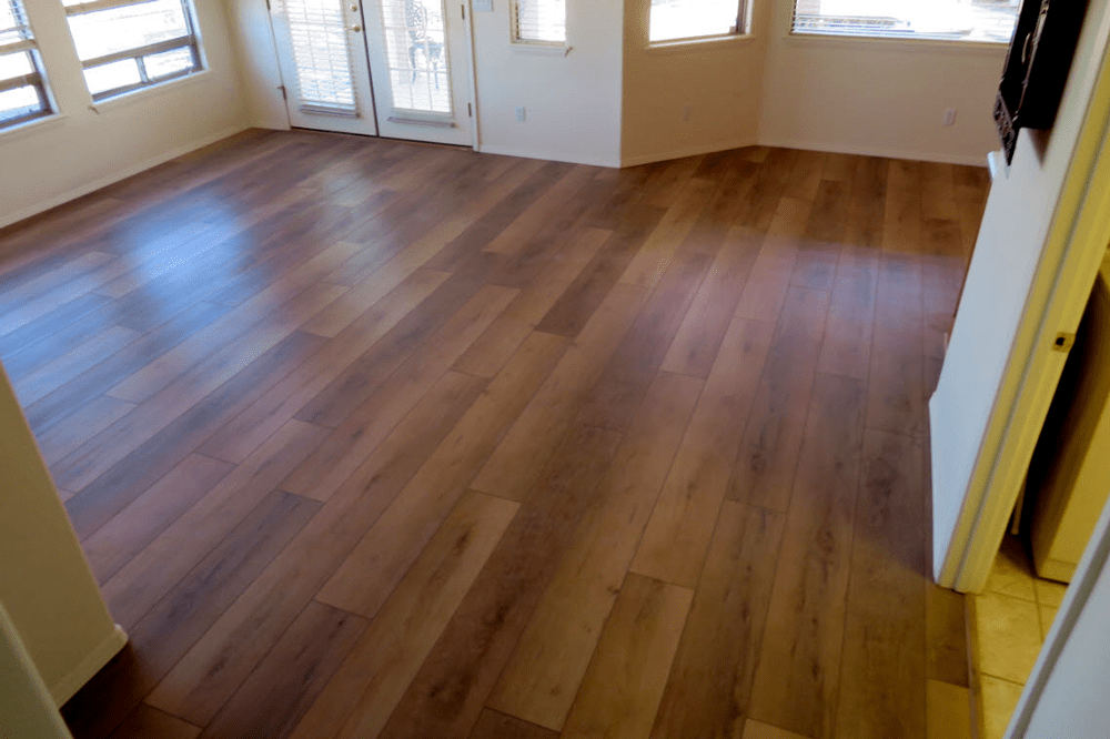 Waterproof wood look flooring in Prescott, AZ from Prescott Flooring Brokers