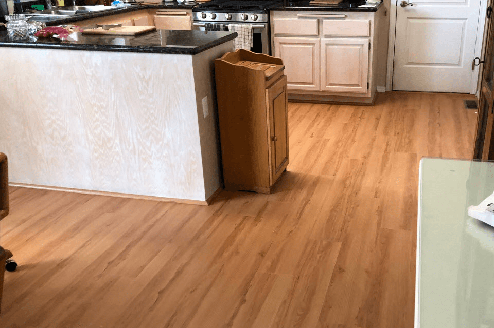 Waterproof kitchen flooring in Prescott Valley, AZ from Prescott Flooring Brokers