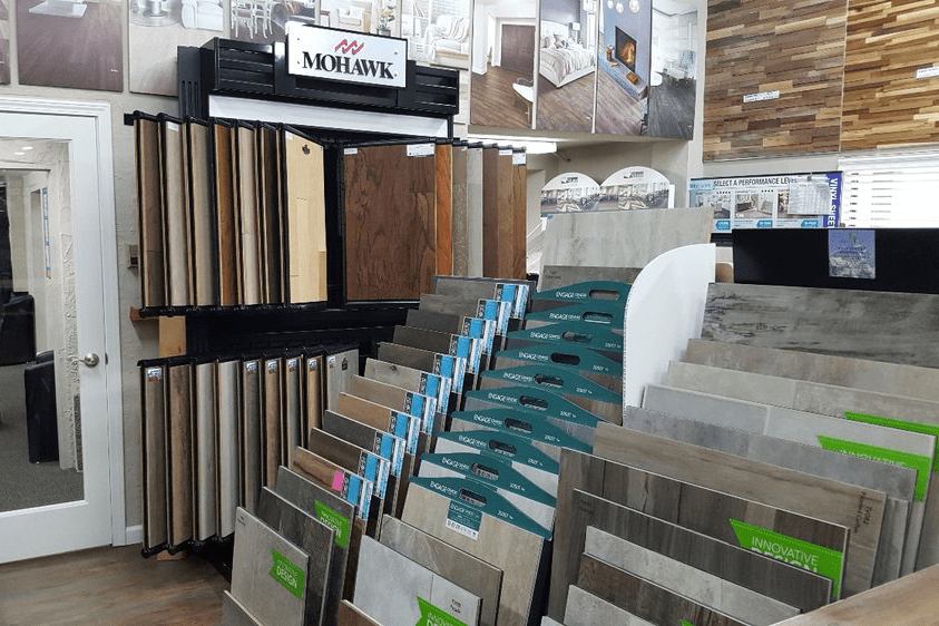 The Prescott Flooring Brokers showroom has everything for your Prescott Valley, AZ home remodel