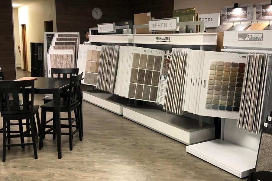 We have an extensive collection in our Lynnwood, WA showroom