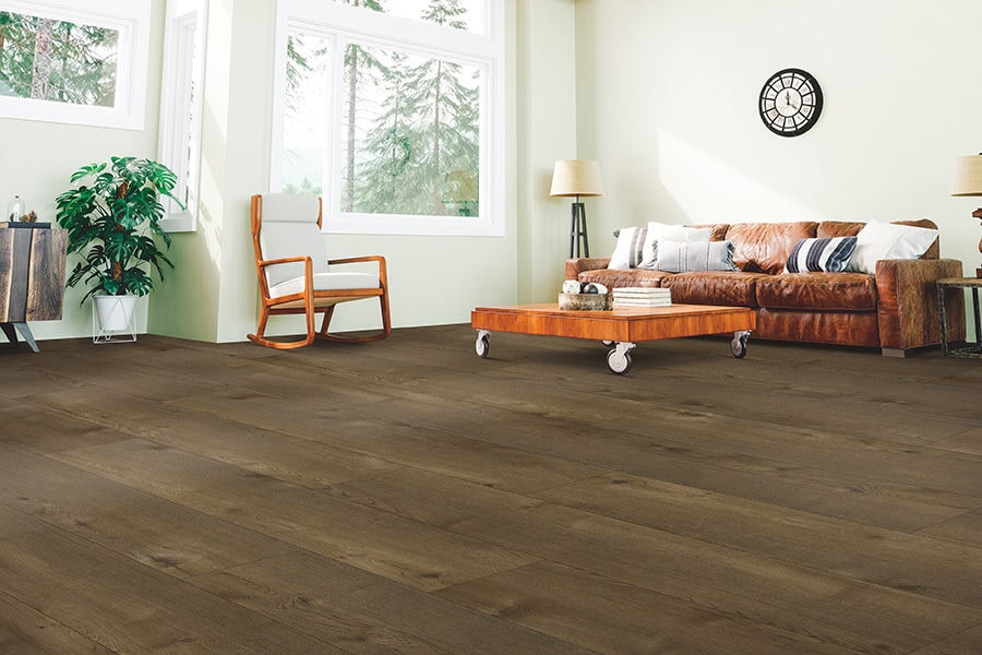 Wood look Pergo Extreme flooring in Pearl, MS from Mississippi Pro Design Center