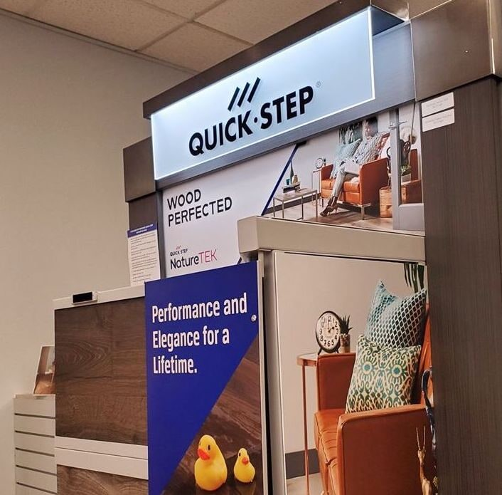 Quick Step flooring available for your Tolland, CT home from Amazing Hardwood Floors