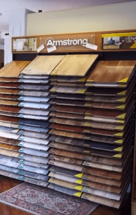 The JK Carpets showroom has everything for your Fredericksburg, VA home