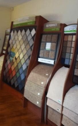 The JK Carpets showroom has everything for your Spotsylvania County, VA home