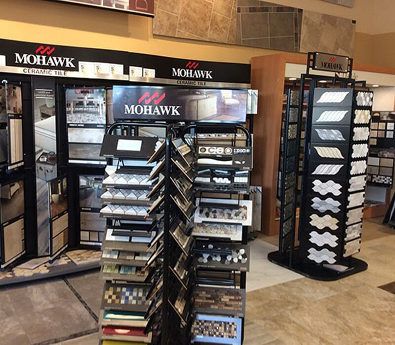 Our showroom in the Jacksonville, FL area - About Floors n' More