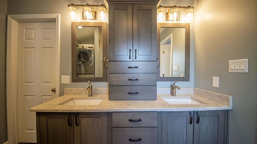 Bathroom remodeling in St Mary's City, MD by Southern Maryland Kitchen, Bath, Floors & Design