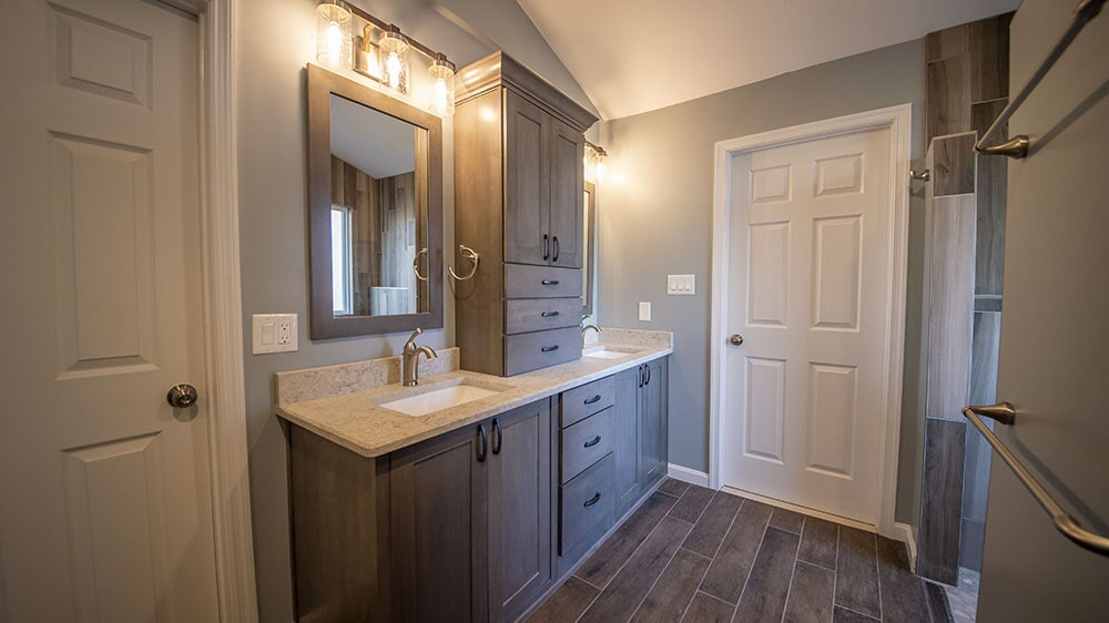 Bathroom remodeling in Dowell, MD by Southern Maryland Kitchen, Bath, Floors & Design
