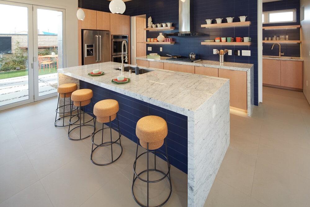 Modern natural stone flooring in Chino Valley, AZ from Prescott Flooring Brokers