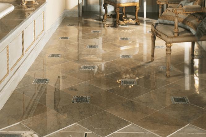Rich natural stone flooring in Dewey-Humboldt, AZ from Prescott Flooring Brokers