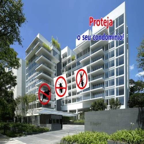 SOS Dedetização - Planos Especiais para Condomínios