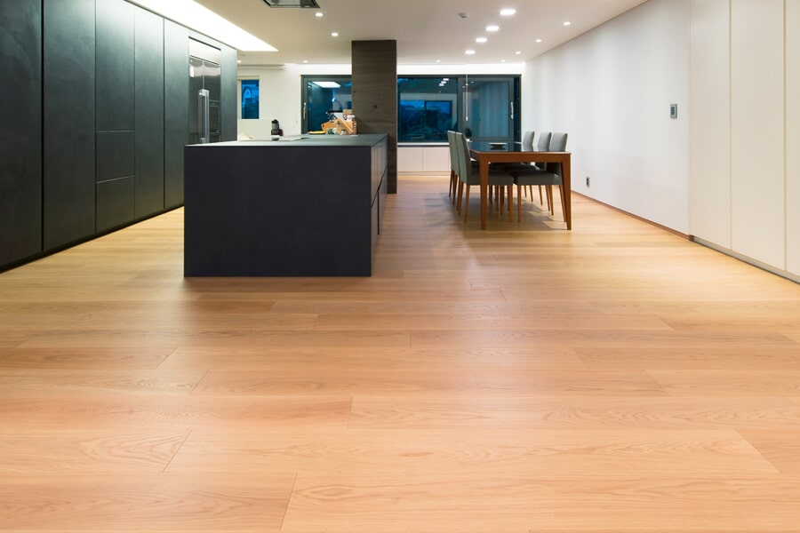 Durable wood floors in Palm Beach Gardens, FL from California Designs