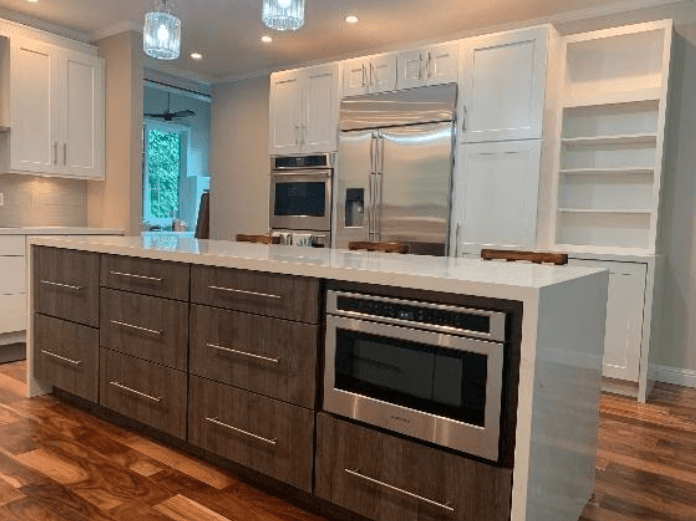 Kitchen cabinets in Kaneohe HI from American Floor & Home