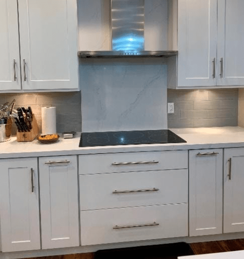 Kitchen cabinets in Mililani HI from American Floor & Home