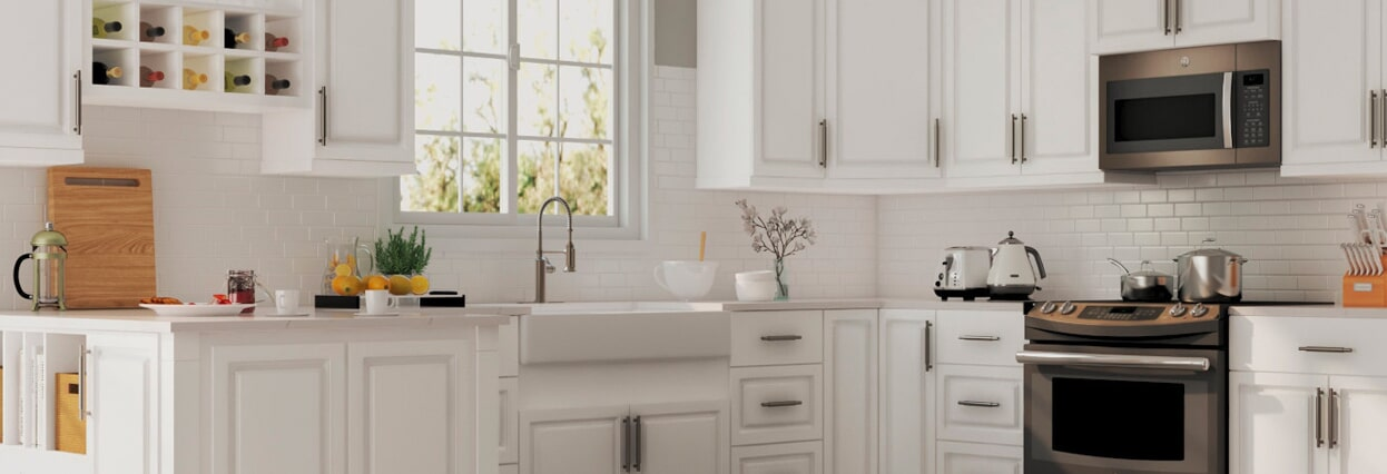 Kitchen cabinets in Honolulu HI from American Floor & Home