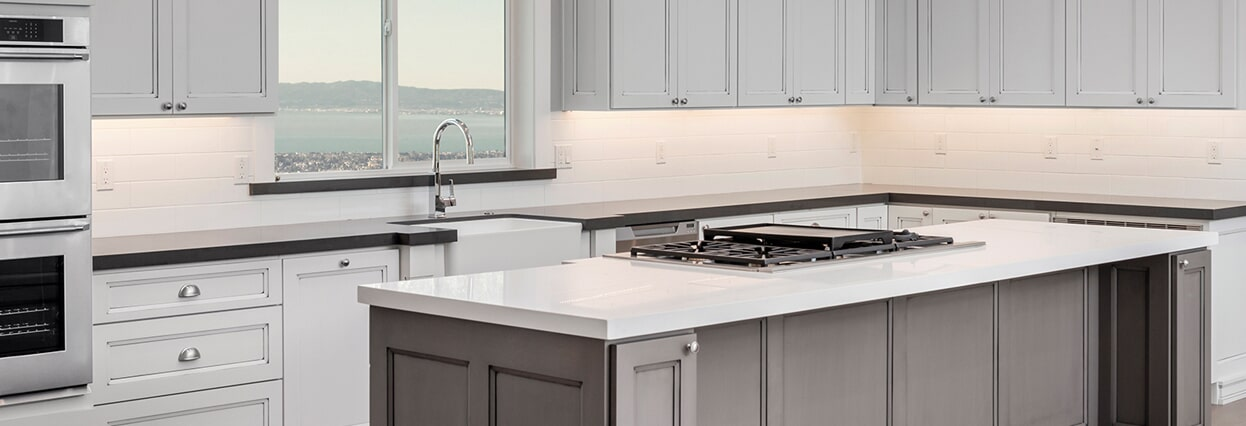 Kitchen cabinets in Aiea HI from American Floor & Home