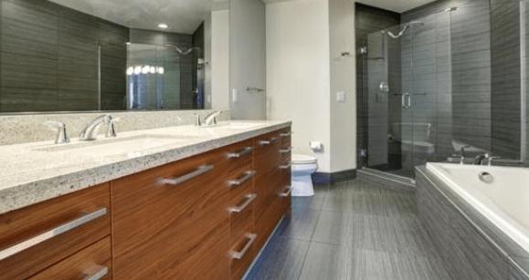 Bathroom cabinets in Kailua HI from American Floor & Home