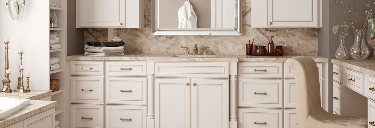 Bathroom cabinets in Kaneohe HI from American Floor & Home