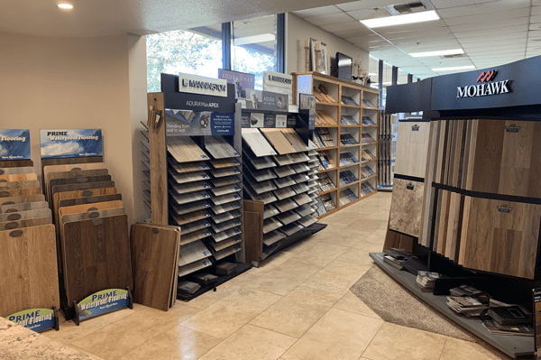 Hardwood in Bakersfield, CA from the Stockdale Tile showroom
