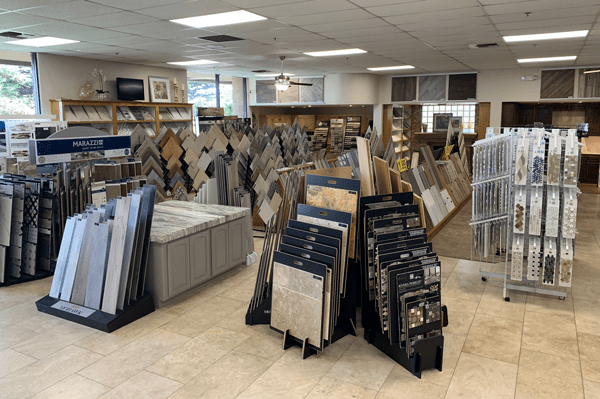 Flooring in Taft, CA from the Stockdale Tile showroom