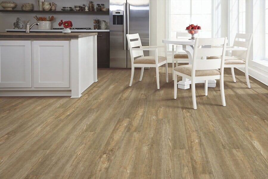 The Madison, MS area's best luxury vinyl flooring store is Mississippi Pro Design Center