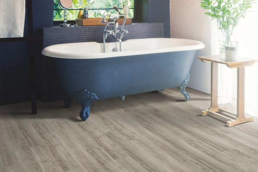 Luxury vinyl plank (LVP) flooring in Pearl, MS from Mississippi Pro Design Center