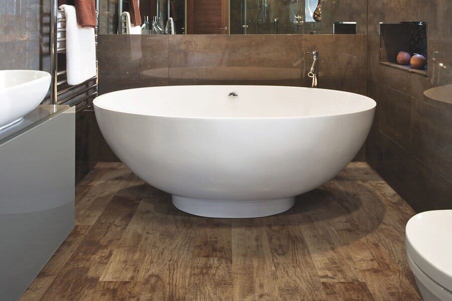 Waterproof luxury vinyl floors in Brandon, MS from Mississippi Pro Design Center