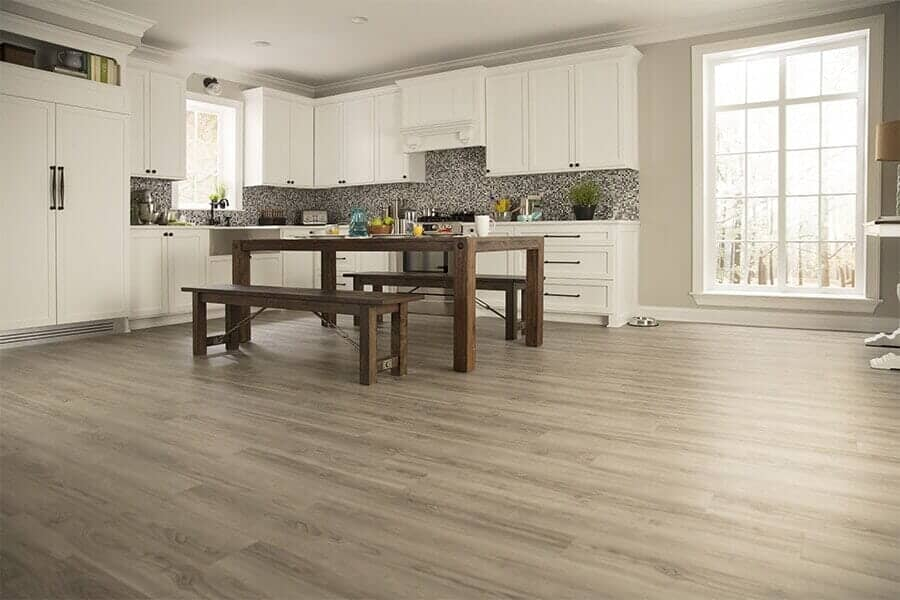 Luxury vinyl flooring in Flowood, MS from Mississippi Pro Design Center