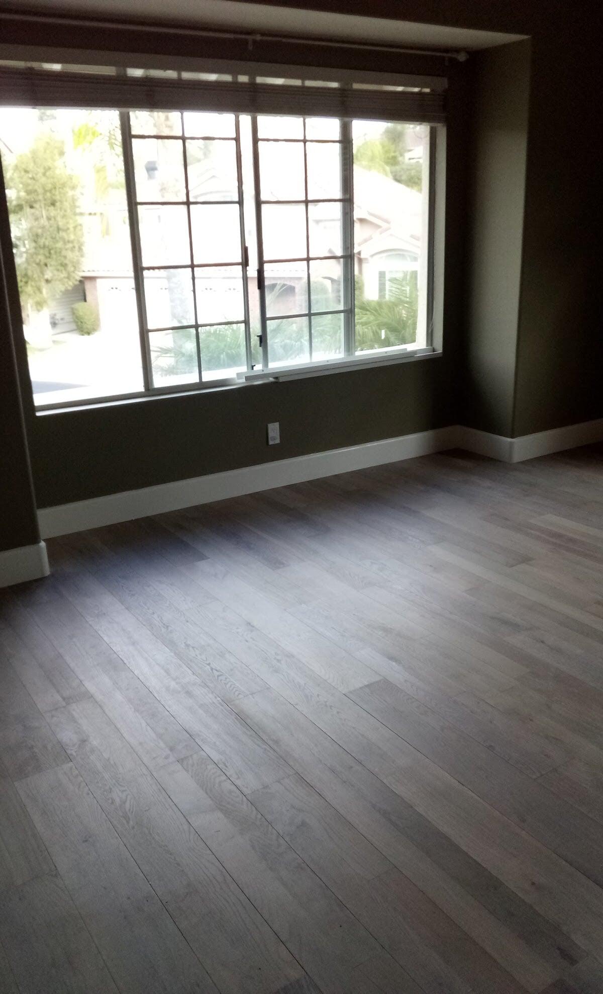 Hardwood flooring installation in San Diego, CA from Savon Flooring
