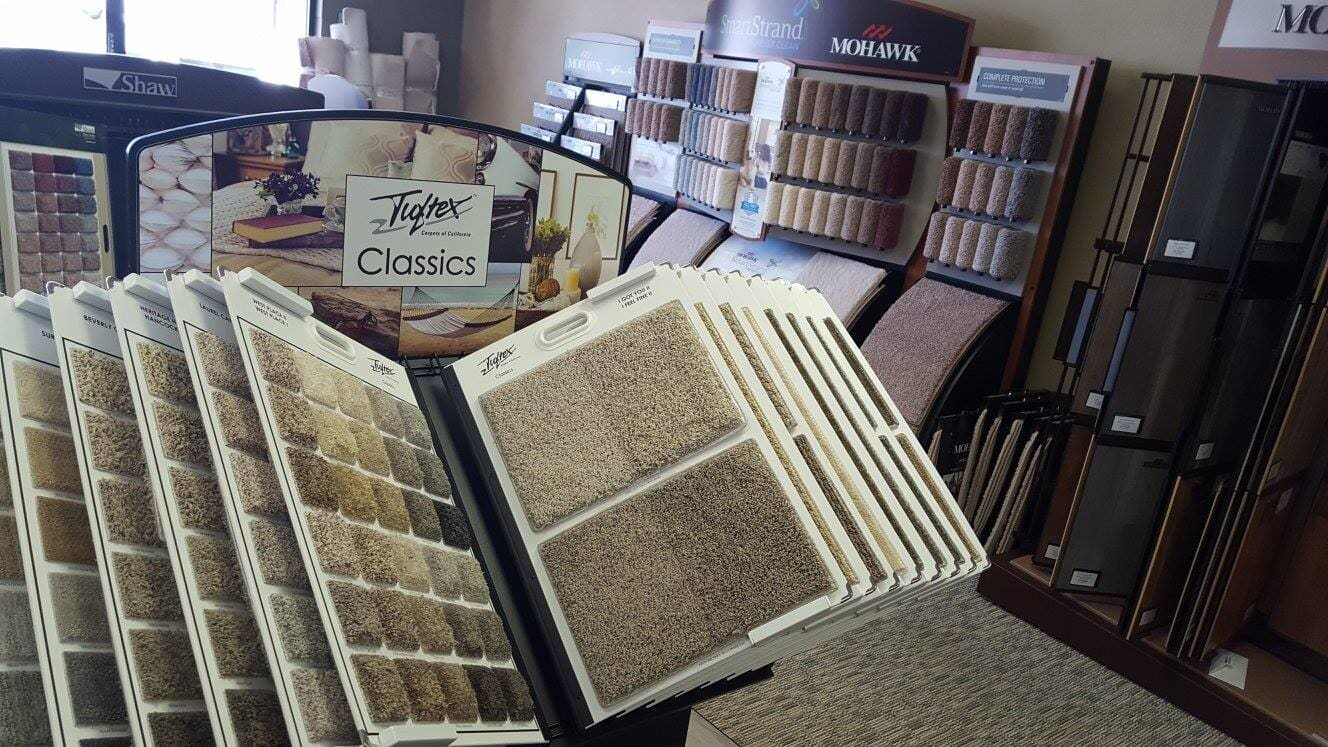 The Heirloom Flooring showroom has everything for your Carmichael, CA home