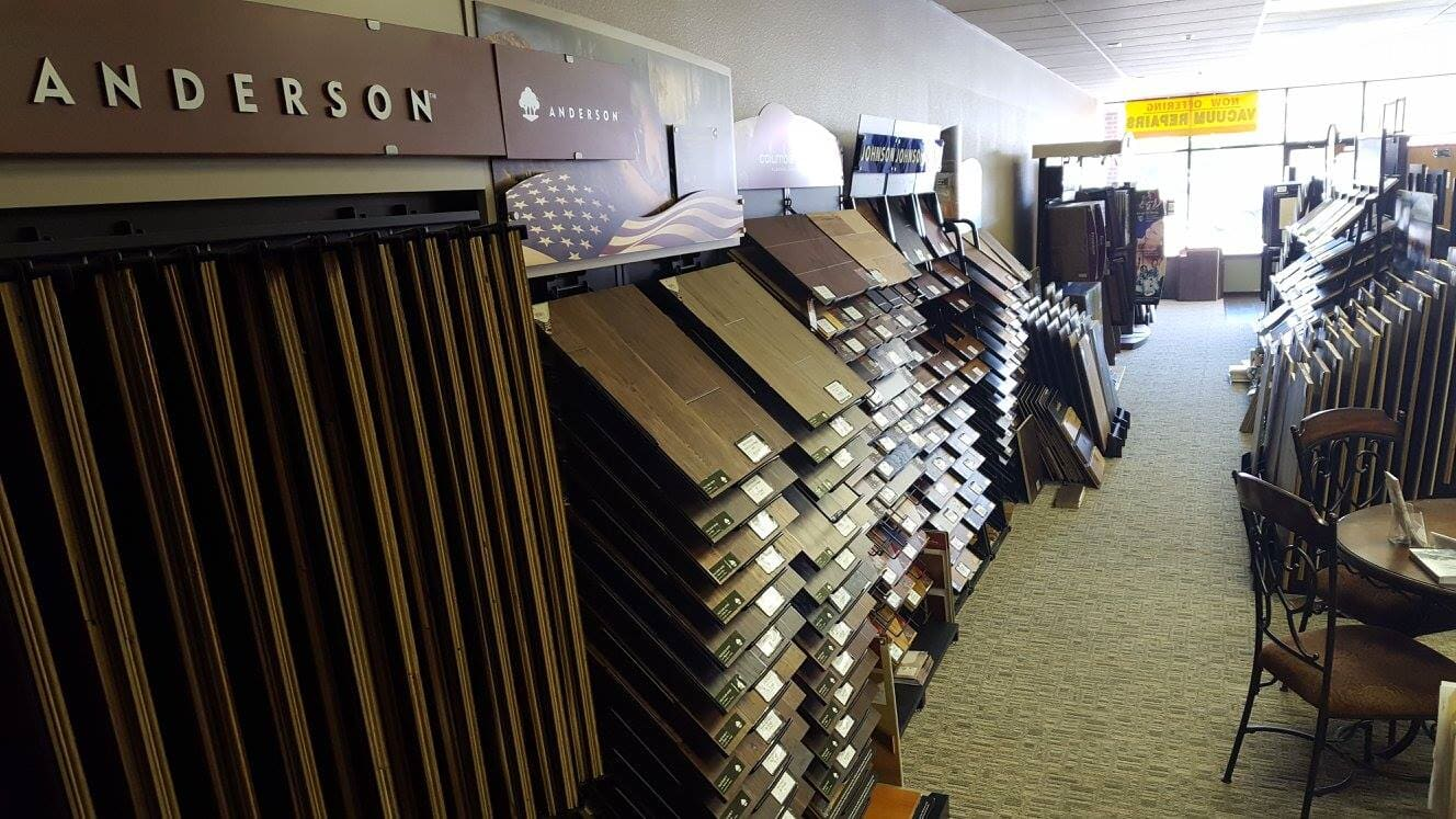 The Heirloom Flooring showroom has everything for your Fair Oaks, CA home