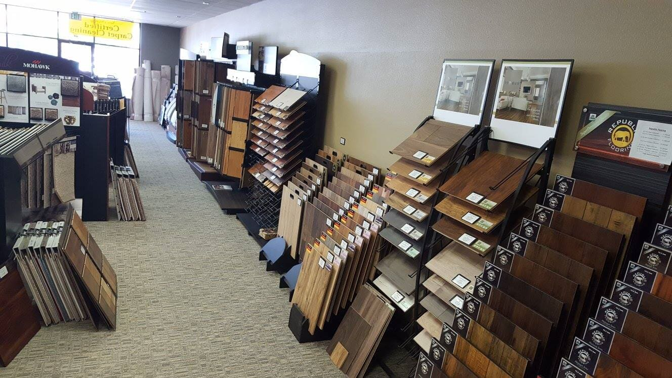 The Heirloom Flooring showroom has everything for your Orangevale, CA home