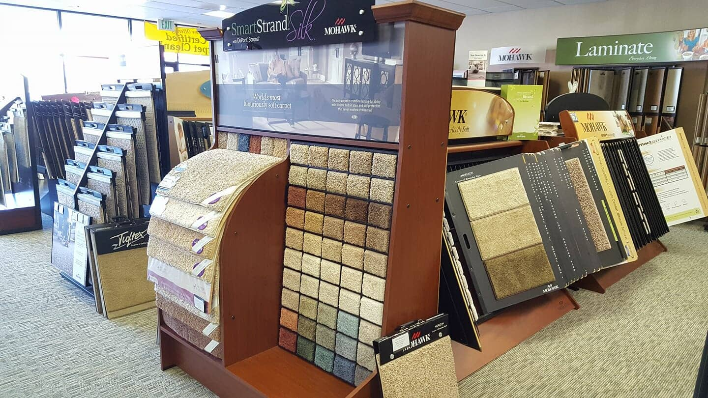 The Heirloom Flooring showroom has everything for your Roseville, CA home