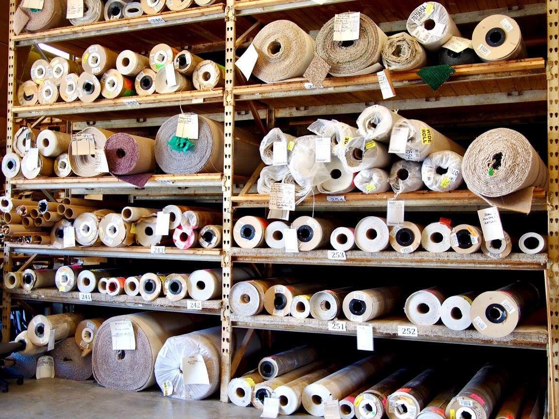 Plenty of flooring options from Weaver's Carpet & Tile in Lebanon, PA