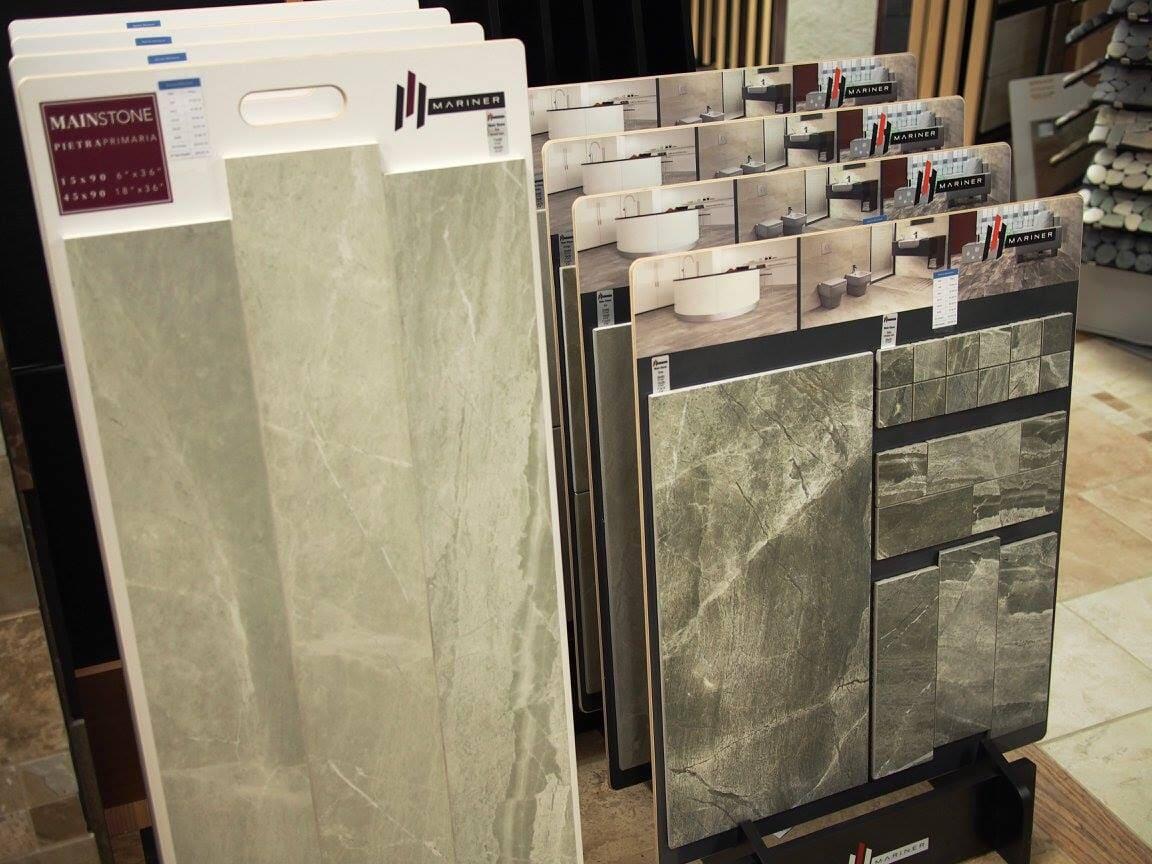 Many tile flooring options from Weaver's Carpet & Tile in Lebanon, PA