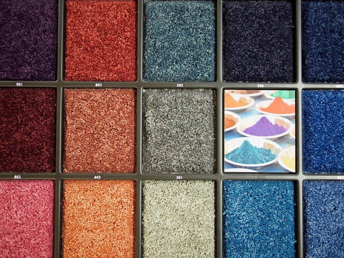 Beautiful carpet samples for your Ephrata, PA home