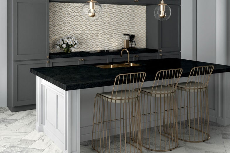 The Bakersfield, CA area's best countertop is Stockdale Tile