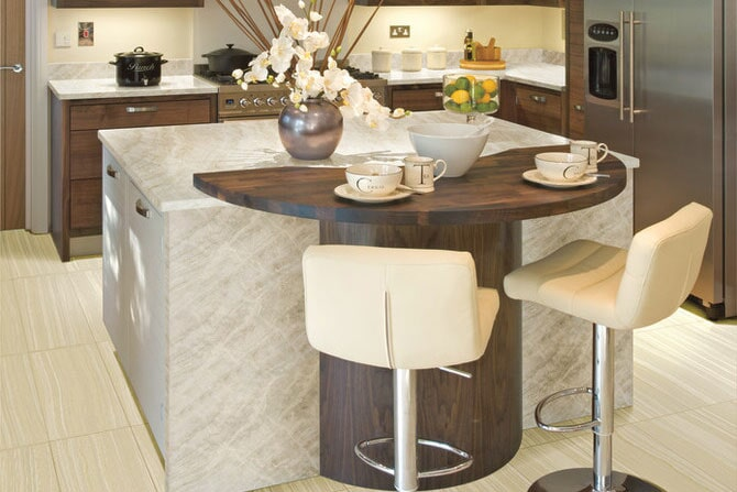 Family friendly countertops in Wasco, CA from Stockdale Tile
