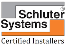 schluter systems cabinet installation Southlake, TX from The Floor Source & More