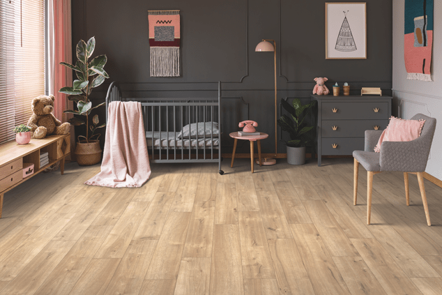 Vinyl plank flooring in Beaumont, CA from Wally's Carpet & Tile