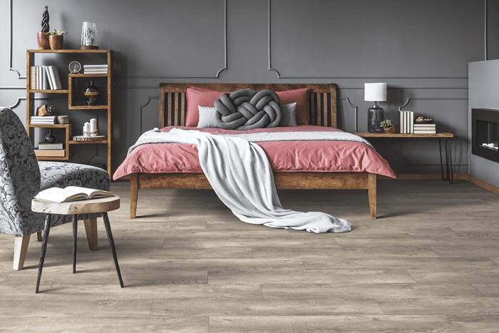 Modern vinyl flooring in Yucaipa, CA from Wally's Carpet & Tile