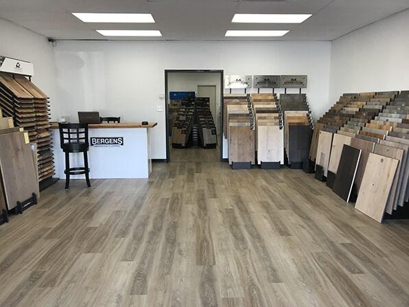 Bergens Hardwood Flooring Showroom in San Diego, CA