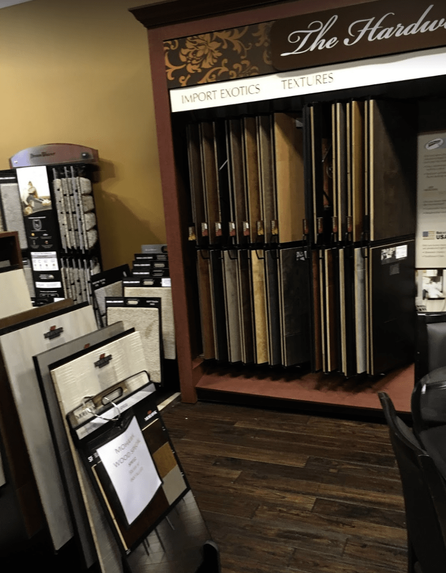 Father & Sons Carpet & Tile flooring samples in Northern St Lucie County, FL