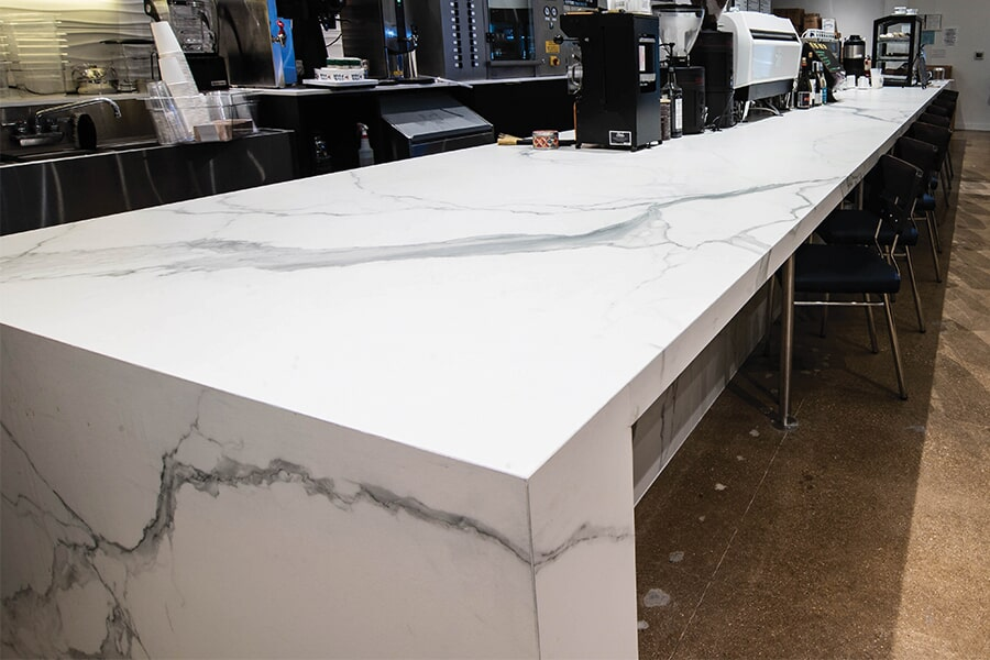 The Southlake, Texas area's best countertop store is The Floor Source & More