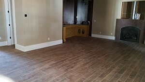 Luxury vinyl plank flooring from Katz Floorcovering in Dawson, GA